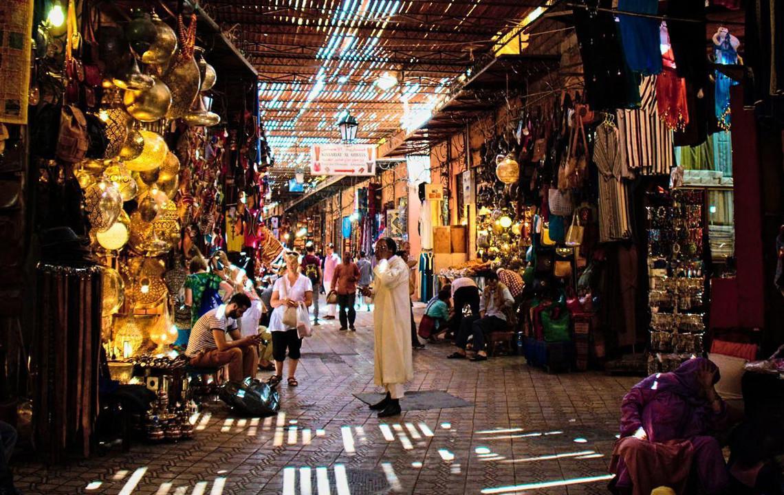 Marrakech Souks
