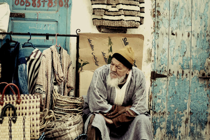 Medina-Essaouira