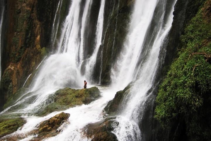 Excursion Cascades Ouzoud | Chutes d'ouzoud