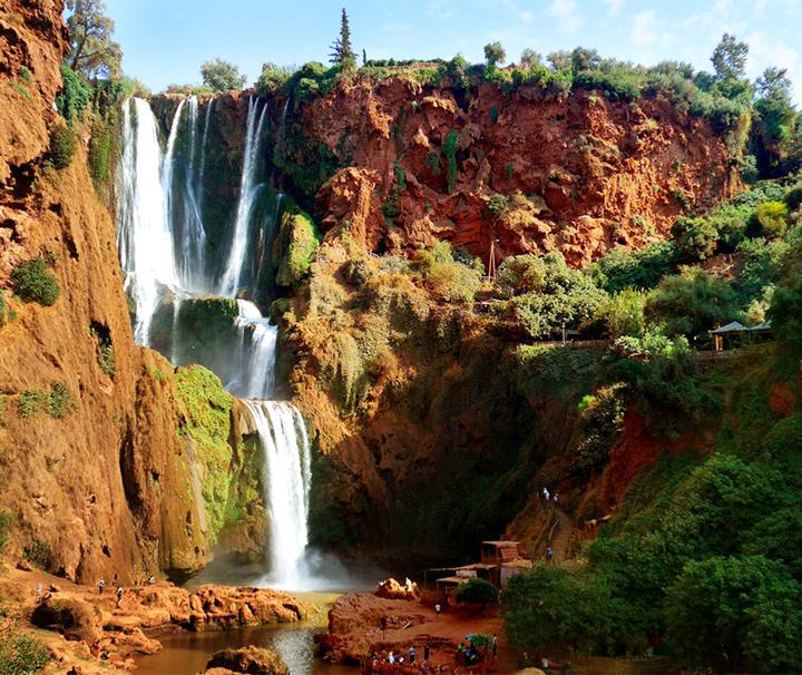 Excursion Cascades Ouzoud | Ouzoud