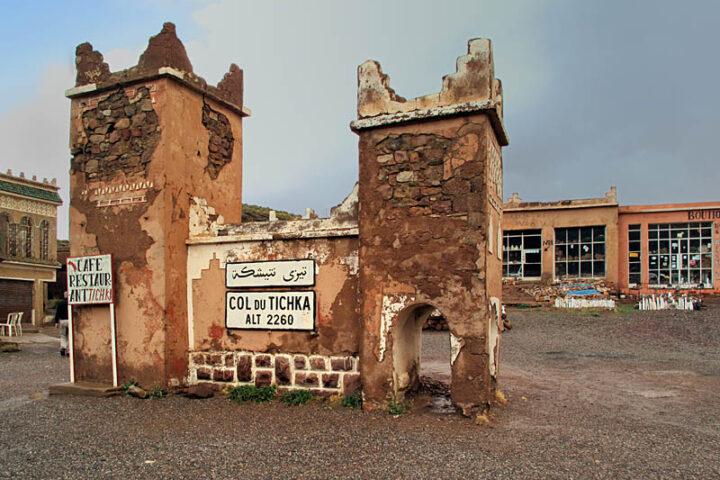 Excursion Ouarzazate| col de tizn Tichka