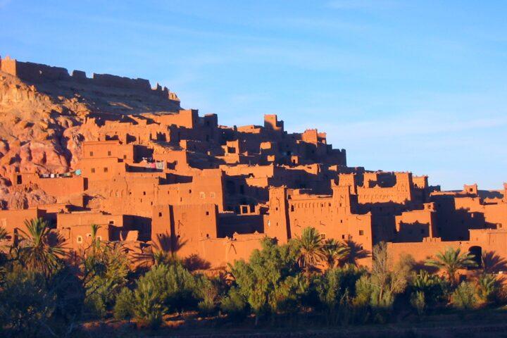 Excursion Ouarzazate|Kasbah Ait Benhaddou