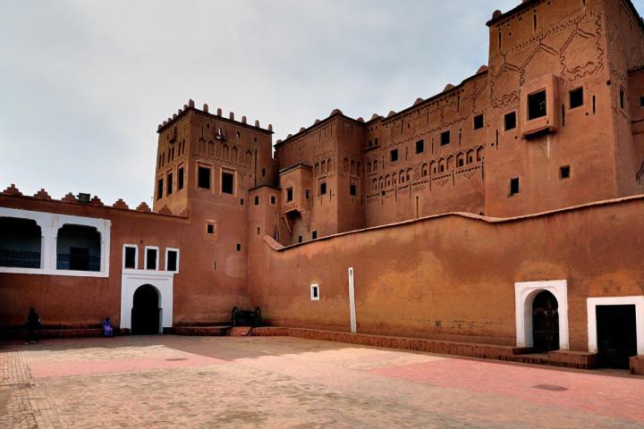 Kasbah Taourirt - Ouarzazate - Maroc