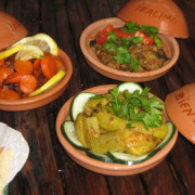 Excursion Ourika | Dejeuner Tagines berberes