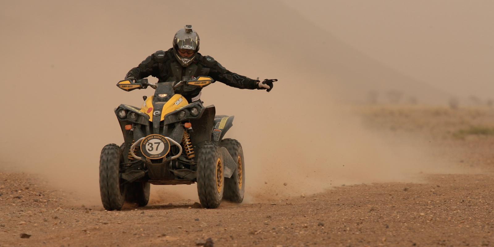 Marrakech Aventure: Quads et buggys | Maroc Excursion