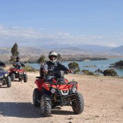 Marrakech Aventure  Quads et buggys|balade quad palmeraie