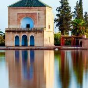 Marrakech  Visite Botanique|Jardin de la menara