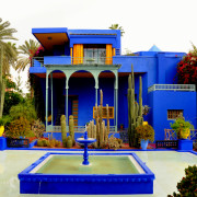 Marrakech  Visite Botanique|jardin Majorelle