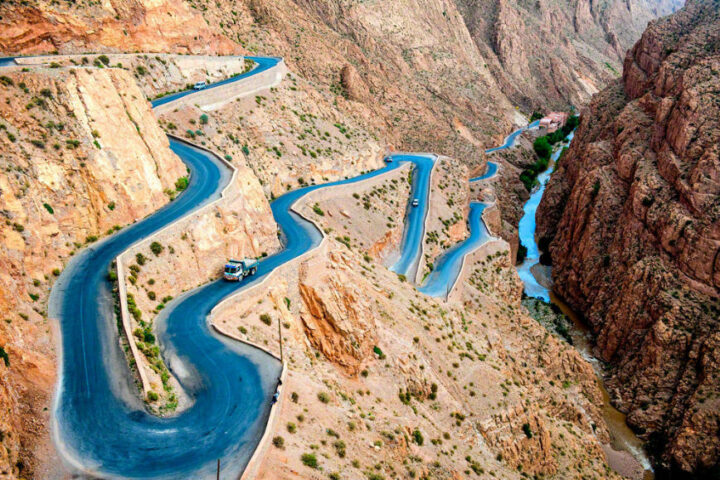 Merzouga Circuit vers Le Grand Sud | Gorges Dades