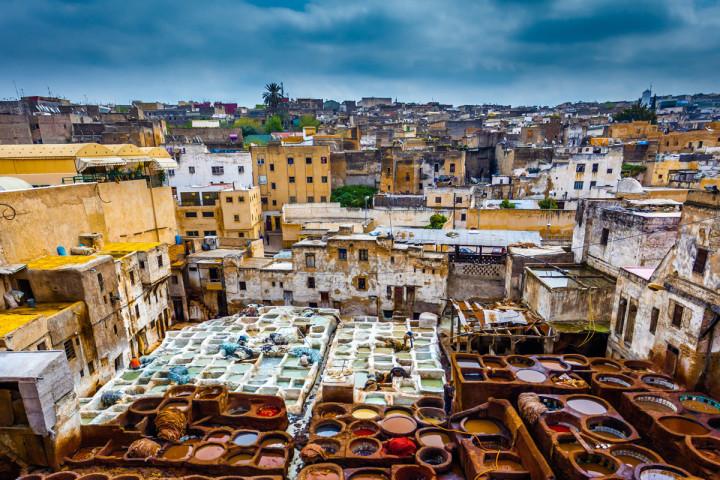 Circuit Imperial Maroc|Medina de Fes