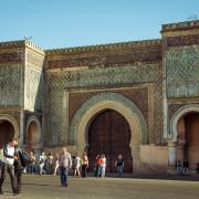 Circuit Maroc|Meknes Medina|Bab Mansour