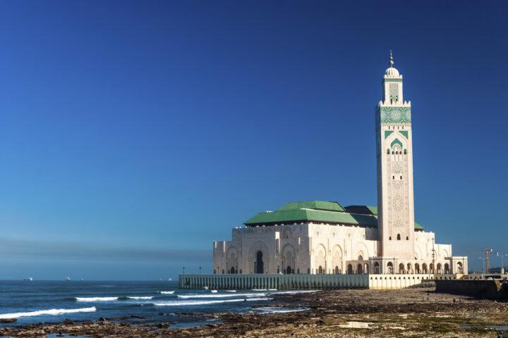 Circuit Maroc|Visite Casablanca|Mosquee Hassan 2