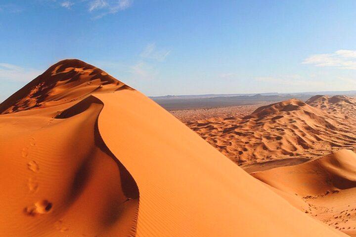 Circuit Sud Marocain|Merzouga erg Chebbi