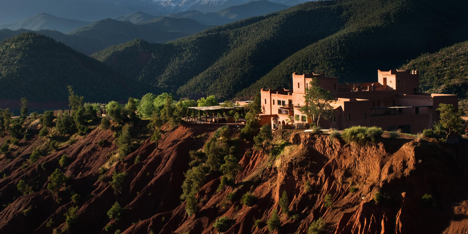 Combiné Ville, Montagnes et Mer : 6 jours et 5 Nuits   Maroc Excursion