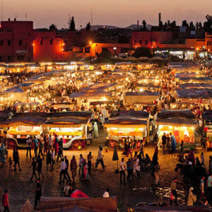 Short Vacations Marrakech