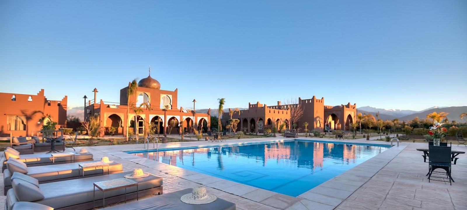 Courts Séjours Marrakech