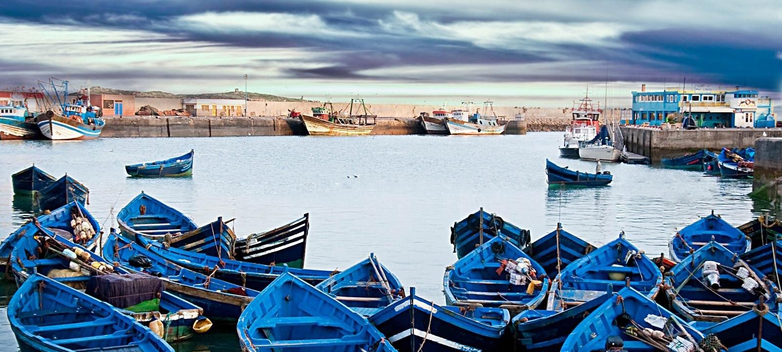 Essaouira and Seaside