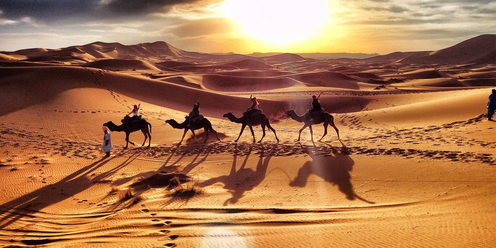 Merzouga: Tour to The Great South | Maroc Excursion