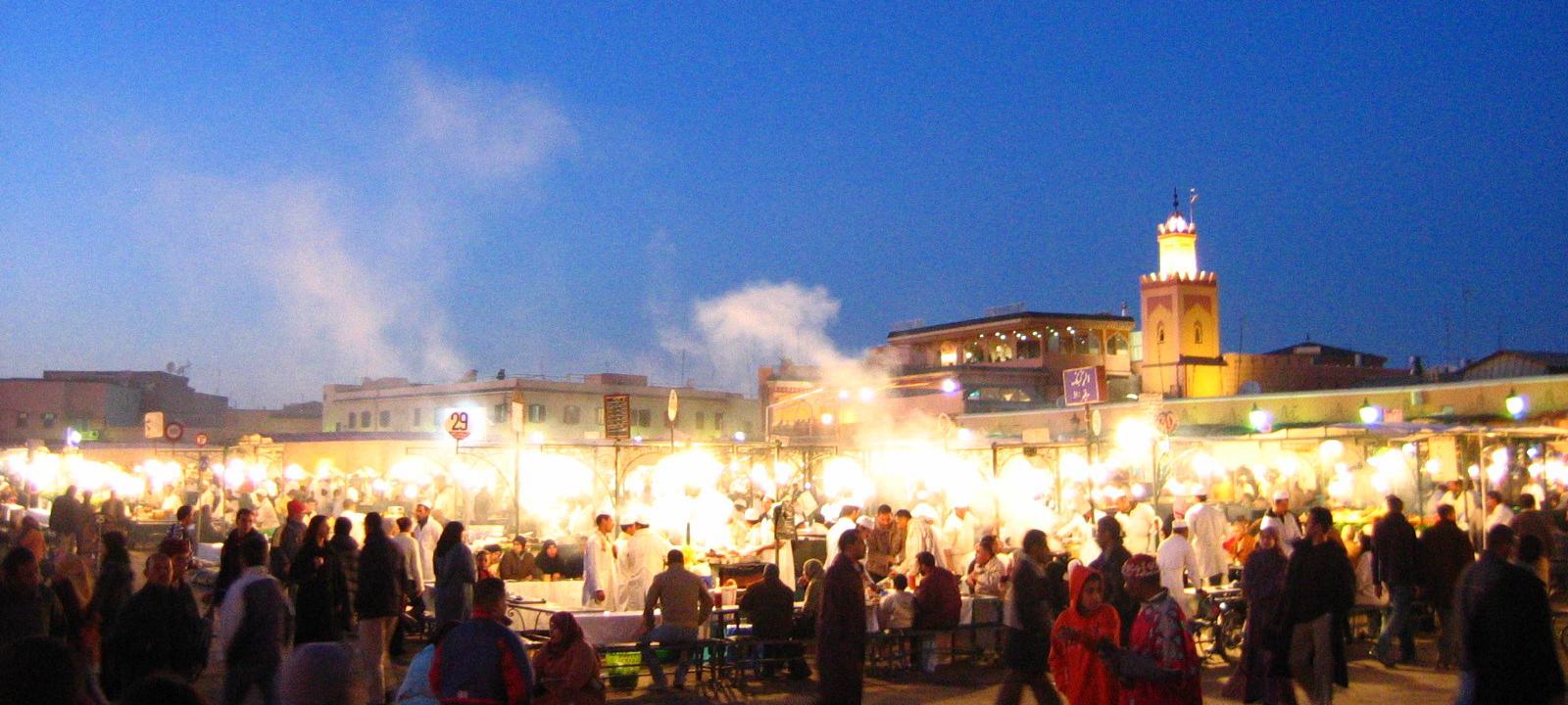 S jours marrakech archives maroc excursion for Sejour complet marrakech